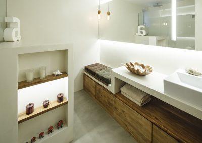 Proyecto de Diseño de Interiores Residenciales – Frederic Mompou, Villa Olimpica, Barcelona