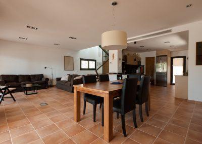 Proyecto de arquitectura e interiorismo en casa unifamiliar en Menorca