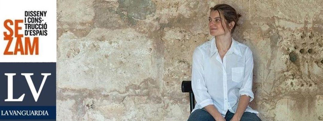 Entrevista en La Vanguardia a Marina Zamora