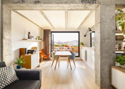 Remodelled Duplex – Avinguda Vallcarca, Barcelona