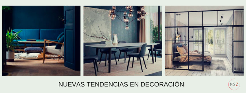 New Decor Trends in 2018