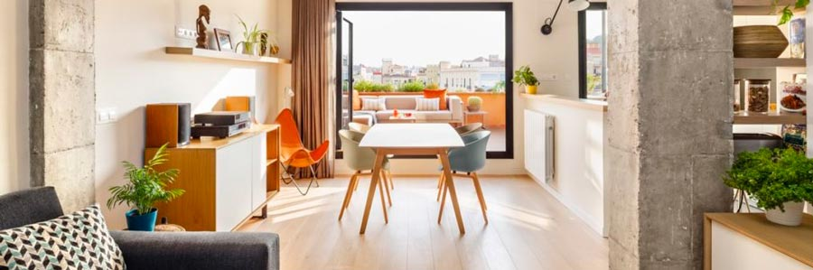 Small changes you can make to improve your living space