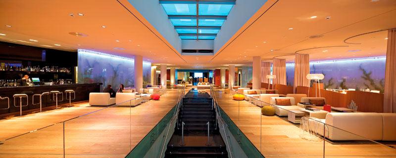 Sobre el diseño de hoteles