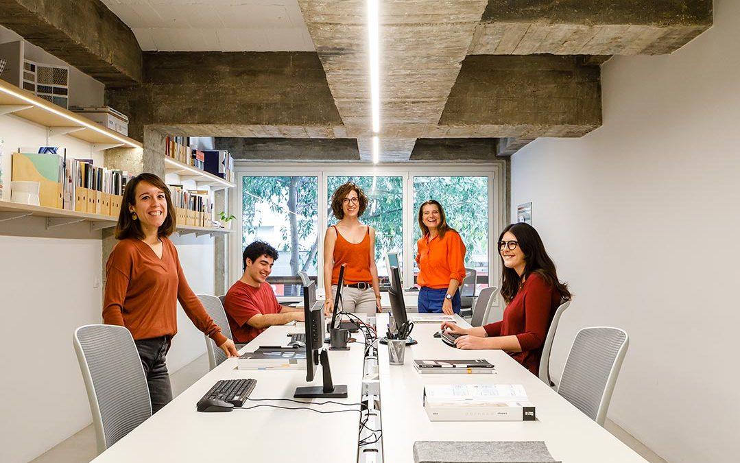 Proyecto de diseño y construcción de nuestro estudio – L'Eixample, Barcelona