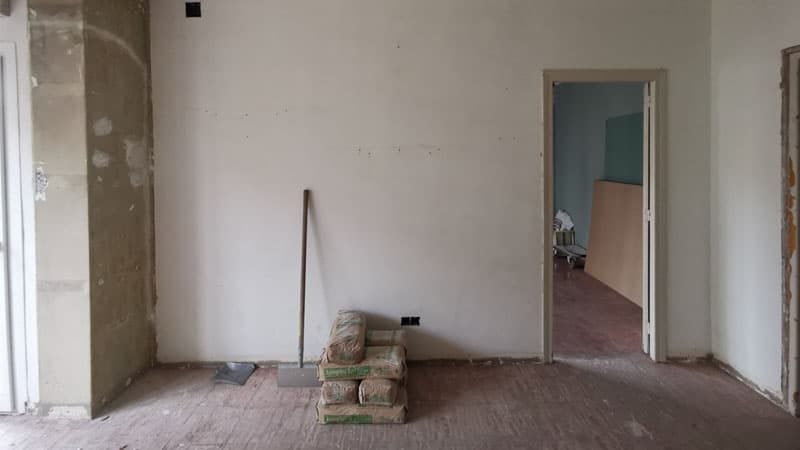 What is a fair price for renovation work?