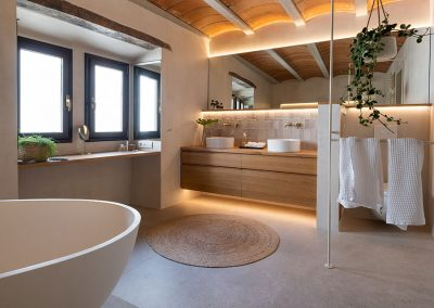 Project for the design and construction of a bathroom in St Fost de Campsentelles