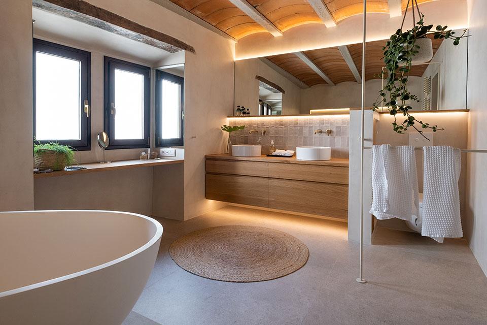Proyecto de diseño y construcción de baño en St Fost de Campsentelles