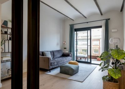 Project and work of integral reform in a house in Balmes street in Barcelona